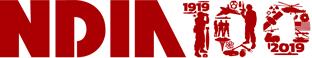 NDIA 100 Year logo