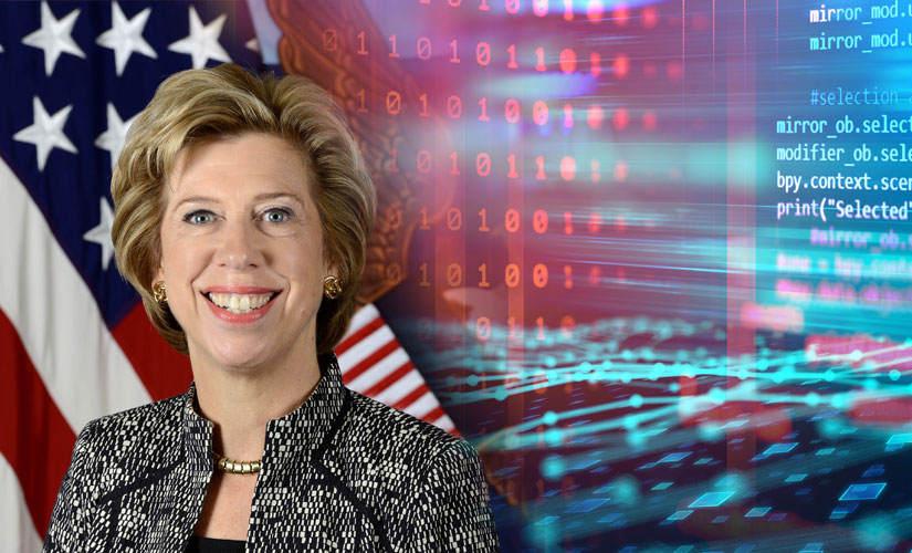 Ellen Lord CMMC