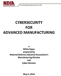Cyber for Manufacturing Paper