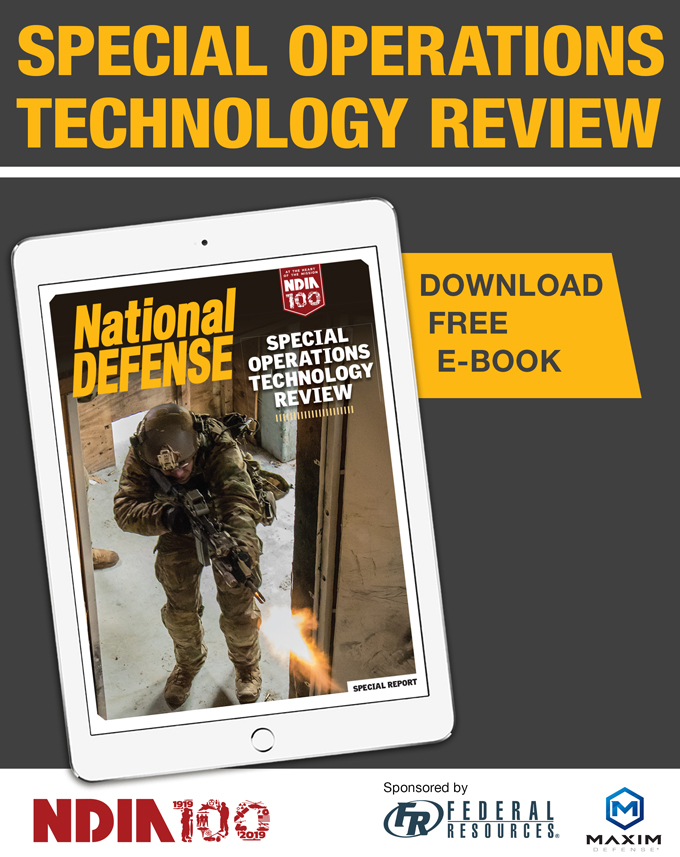 Special Operations Forces eBook