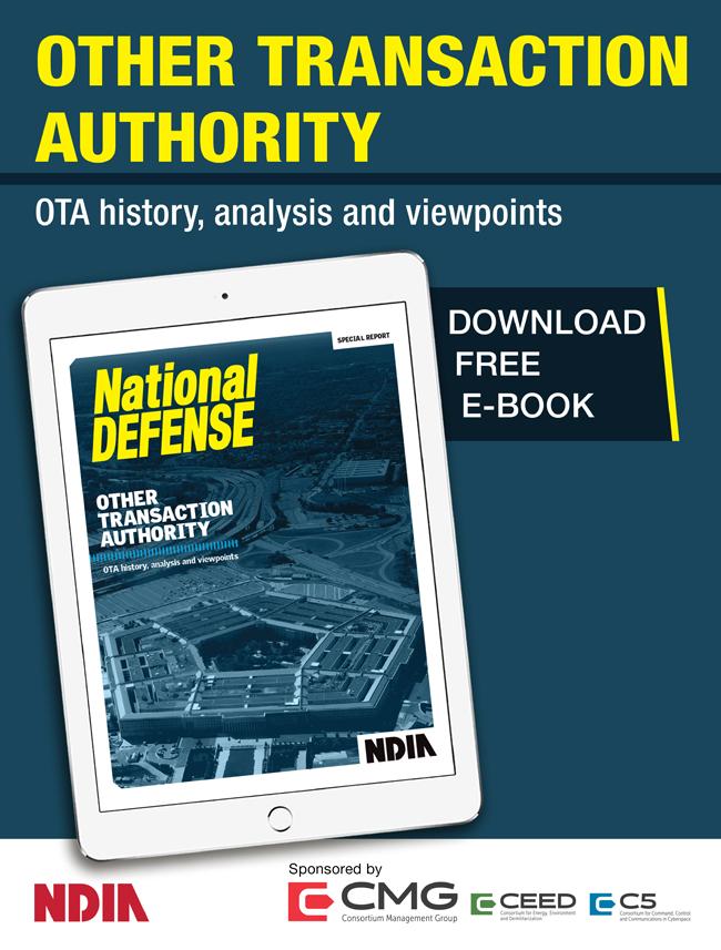 NDIA Other Transaction Authority (OTA) eBook