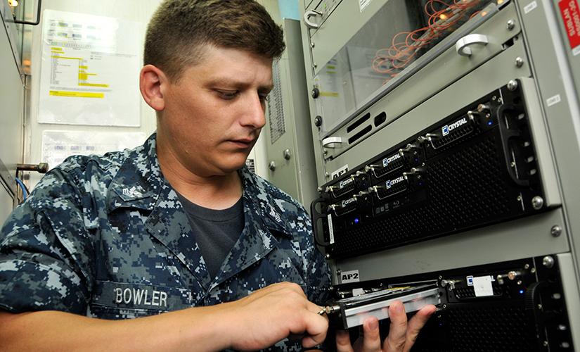 Navy Electronics Repair