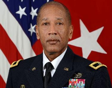 Major General Charles R. Hamilton, USA