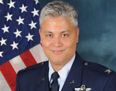 Col Lawrence Nixon, USAF
