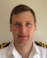 Captain Nigel Smith, RAN
