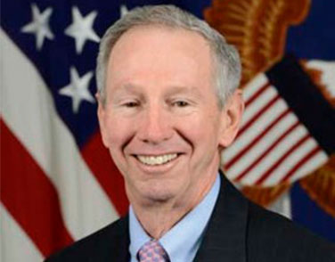 Head Shot Michael Griffin, Under Secretary of Defense for Research and Engineering