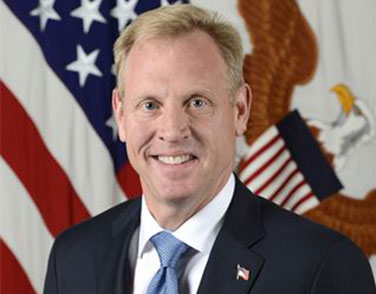 Head Shot Patrick Shanahan, Deputy Secretary of Defense