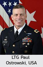 LTG Paul Ostrowski, USA