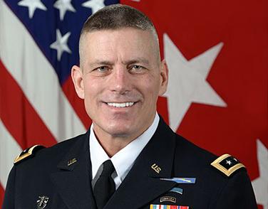 LTG Paul A. Ostrowski, USA