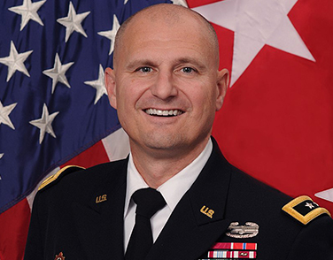 LTG Edward Daly, USA