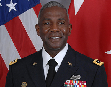 LTG Darrell Williams, USA