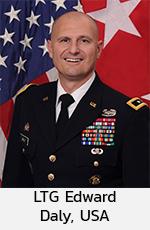 LTG Edward Daly, USA