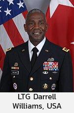 LTG Darrell Williams, USA