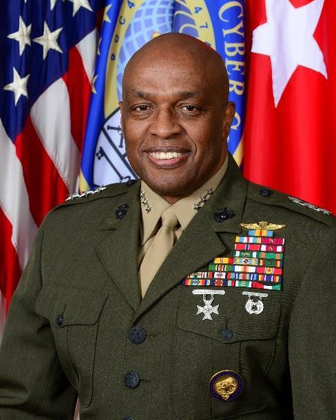 Lt Gen Vincent R. Stewart, USMC