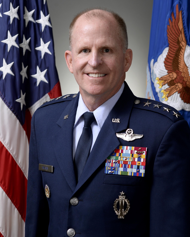 Gen Stephen W. Wilson, USAF