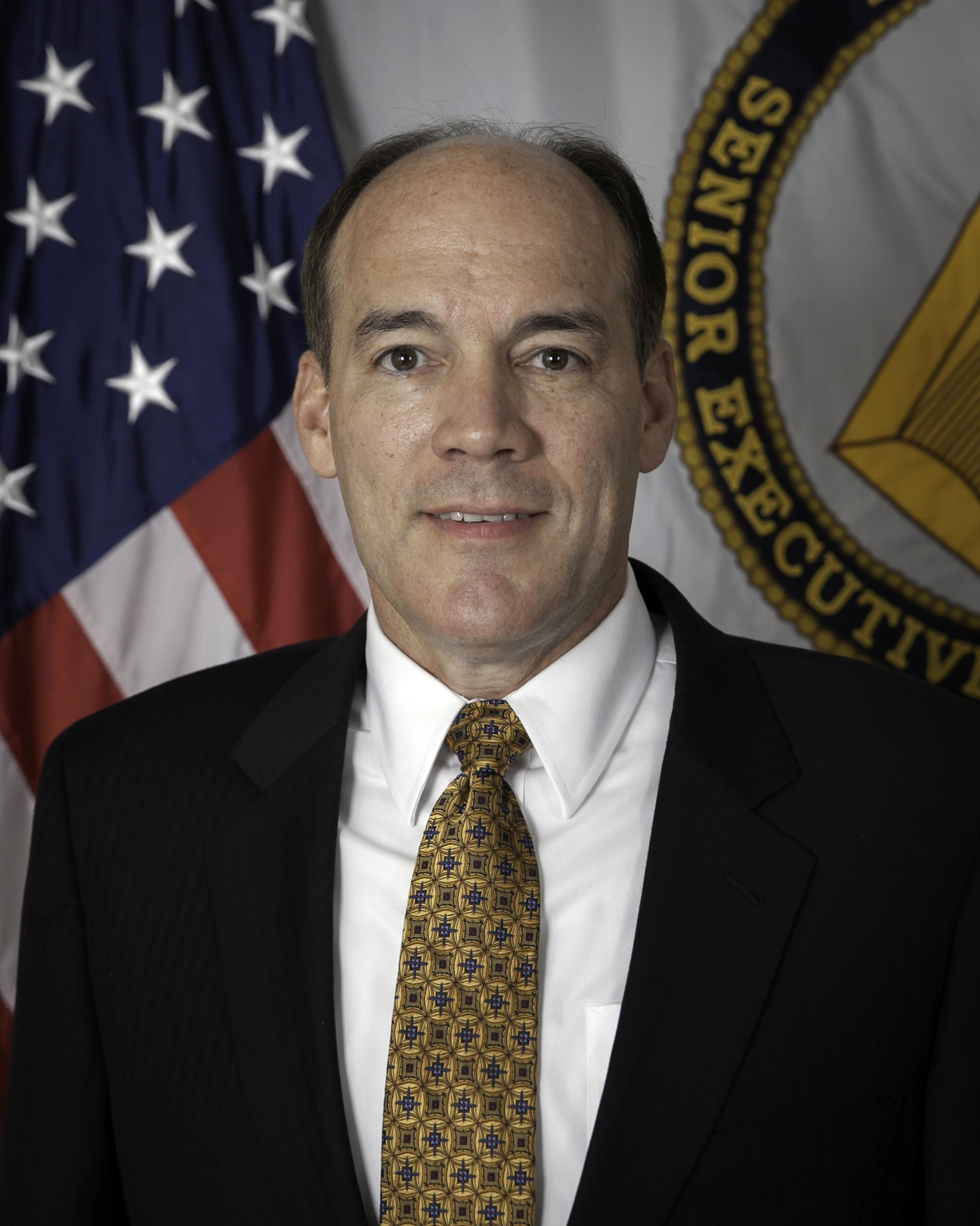 Headshot of Ronald W. Pontius, Deputy to the Commanding General, U.S. Army Cyber Command