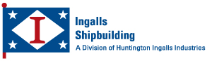 Ingalls Shipbuilding Logo