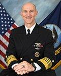 ADM Frank Caldwell, USN
