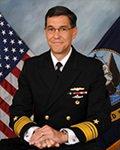 VADM David Johnson, USN