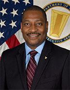 Dr. Eric L. Moore Headshot