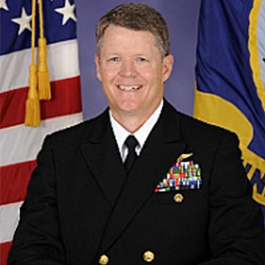 RADM Francis Morley, USN