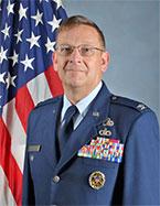 Headshot of Col. Max J. Stitzer