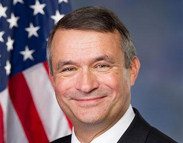 Congressman Don Bacon headshot