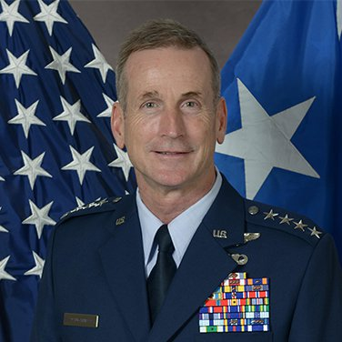 Gen Terrence O'Shaughnessy, USAF