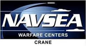 NAVSEA Warfare Centers Crane logo