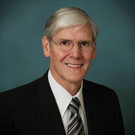 Headshot of William C. Baugh