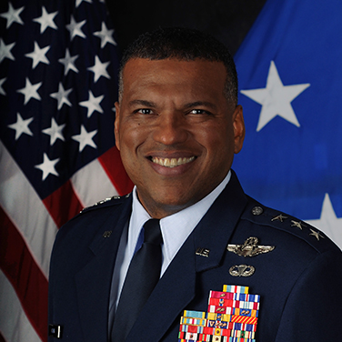 Headshot of Lt. Gen. Richard M. Clark, USAF, Deputy Chief of Staff, Strategic Deterrence and Nuclear Integration, U.S. Air Force