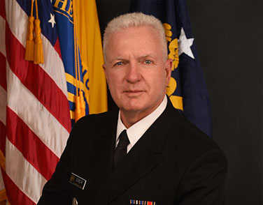 Head Shot of ADM Brett Giroir, MD