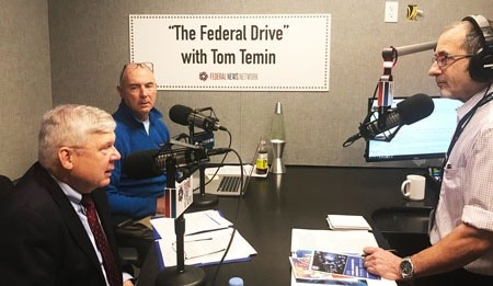 Lt Gen Robert Elder, USAF (Ret) & Maj Gen Dave Senty, USAF (Ret) on Federal News Network