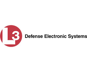 L3 Defense Electronic Systems logo
