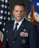 Maj Gen Patrick Higby