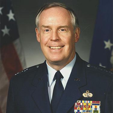 Gen Thomas Moorman Jr Photo
