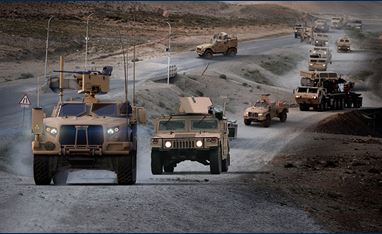 Tactical Wheeled Vehicles
