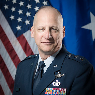 Maj Gen Michael Guetlein, USAF
