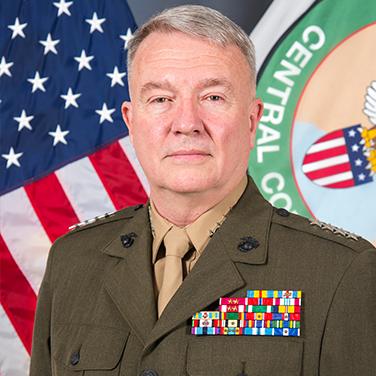 GEN Kenneth McKenzie Jr., USMC
