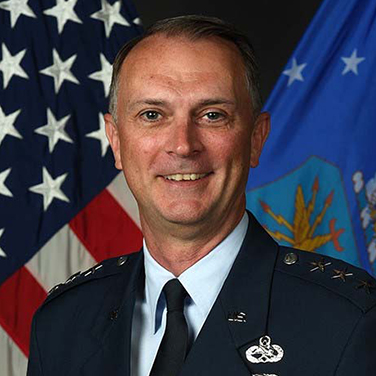 Lieutenant General Warren Berry, USAF