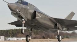F-35 at Pax River NAS