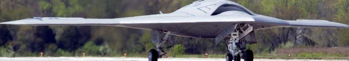 X-47B at Pax River NAS