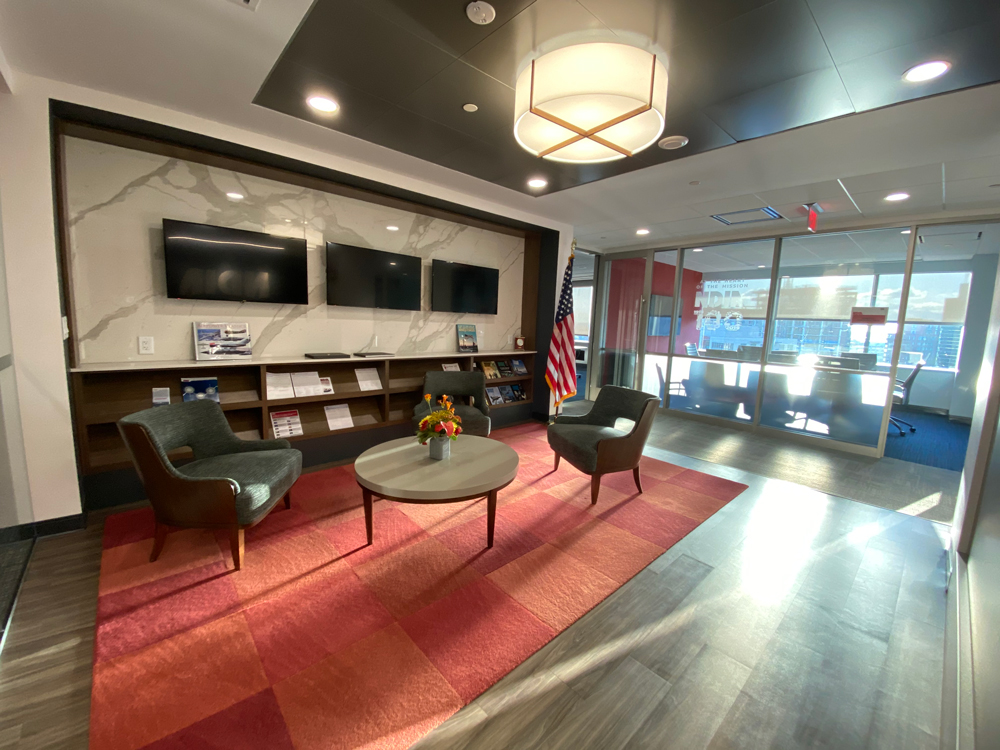 Picture of NDIA Front Lobby