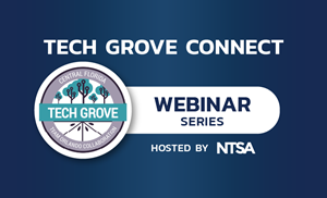 Tech Grove Connect NTSA Webinar Graphic