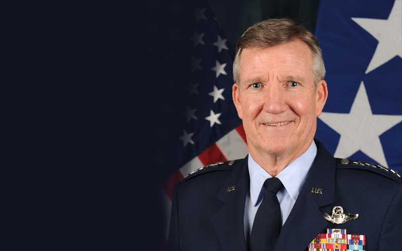 "Gen. Herbert J. ""Hawk"" Carlisle Appointed President and CEO of NDIA"