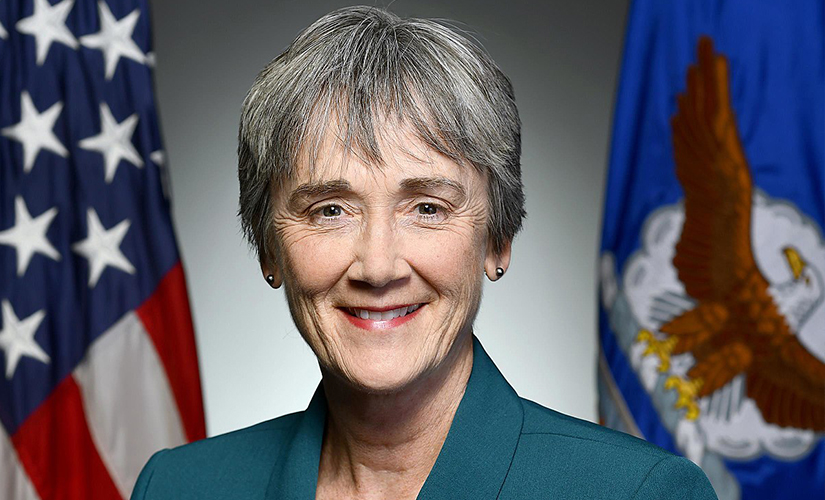 Air Force Secretary Heather Wilson