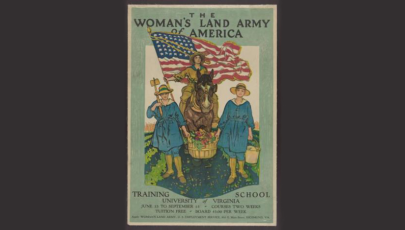 Womens Land Army of America