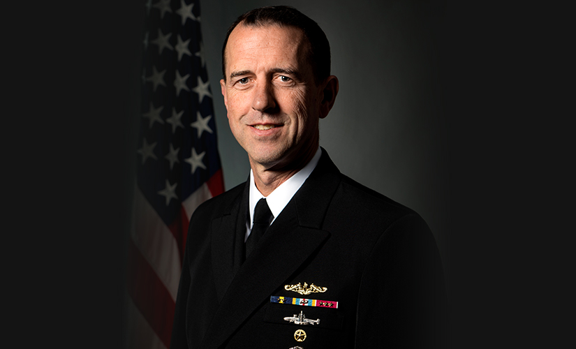 CNO Richardson opens this year's Undersea Warfare fall conference